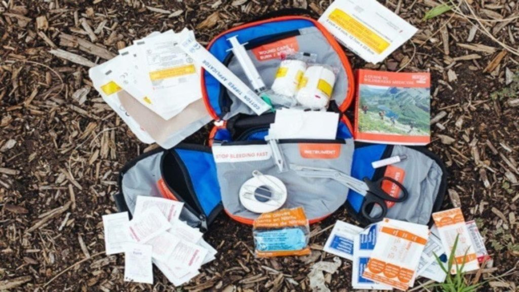 Building A Hiking First Aid Kit