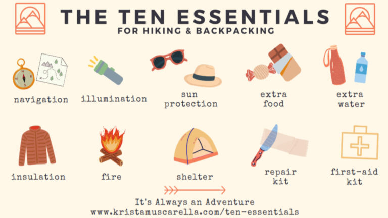 The Ten Essentials