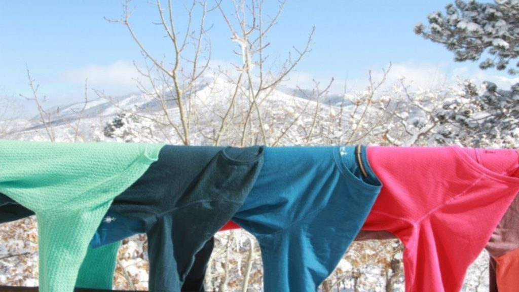 Women's Base Layer Tops For Hiking