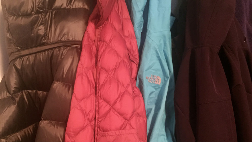 Women's Hiking Jacket Basics