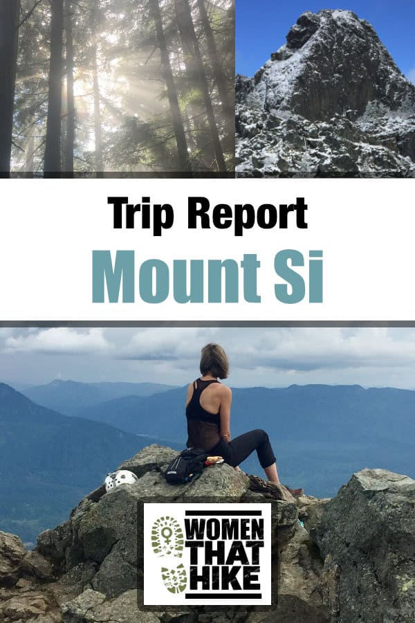 Mount Si, A Love Letter