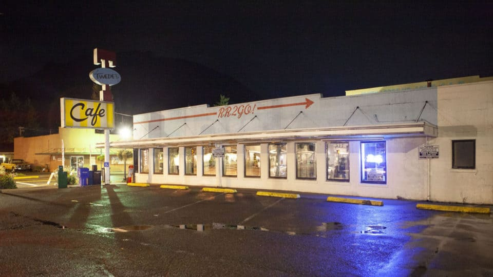 Twin Peaks Double R Diner In North Bend