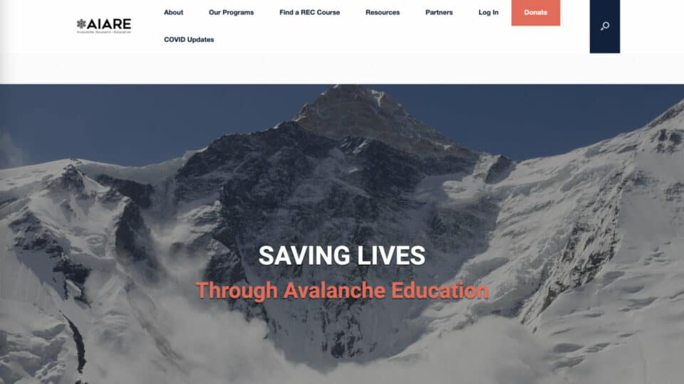 American Institute for Avalanche Research and Education