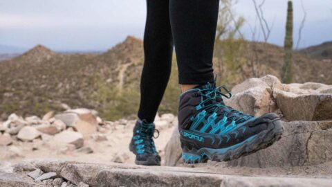 Speaking of Shoes … La Sportiva Ultra Raptor II Mid Hiking Boots Review