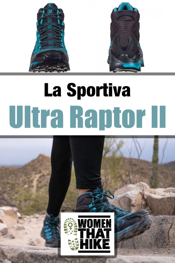 Speaking of Shoes ... La Sportiva Ultra Raptor II Mid Hiking Boots Review